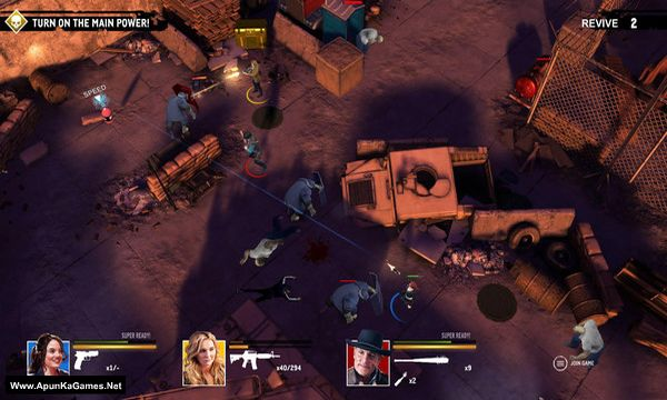 Zombieland: Double Tap - Road Trip Screenshot 1, Full Version, PC Game, Download Free