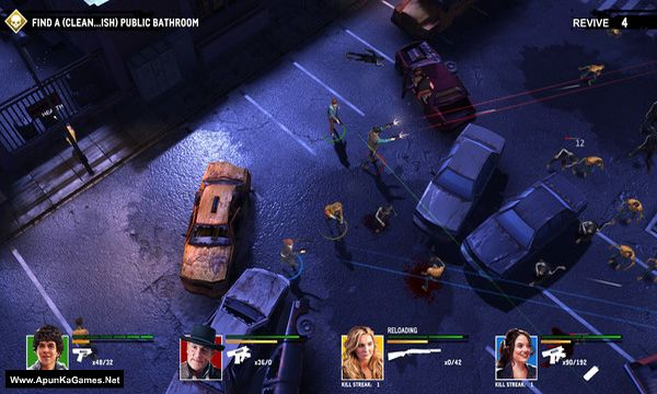 Zombieland: Double Tap - Road Trip Screenshot 3, Full Version, PC Game, Download Free
