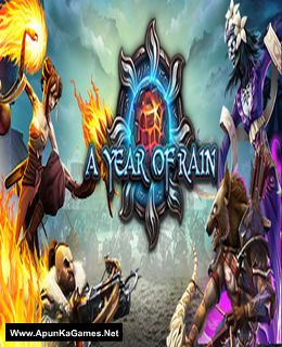 A Year Of Rain Cover, Poster, Full Version, PC Game, Download Free