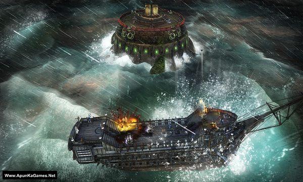 Abandon Ship Screenshot 3, Full Version, PC Game, Download Free