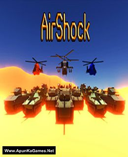 AirShock Cover, Poster, Full Version, PC Game, Download Free
