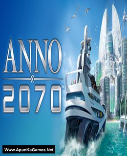 Anno 2070 Cover, Poster, Full Version, PC Game, Download Free