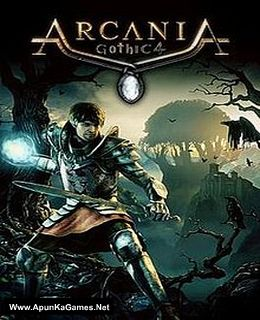 Arcania Gothic 4 Cover, Poster, Full Version, PC Game, Download Free