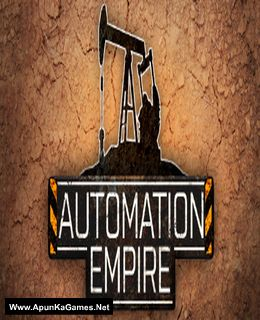 Automation Empire Cover, Poster, Full Version, PC Game, Download Free