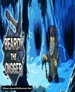 Beardy the Digger Cover, Poster, Full Version, PC Game, Download Free