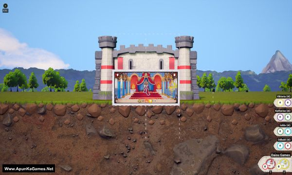 Between Two Castles - Digital Edition Screenshot 1, Full Version, PC Game, Download Free