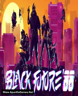 Black Future '88 Cover, Poster, Full Version, PC Game, Download Free