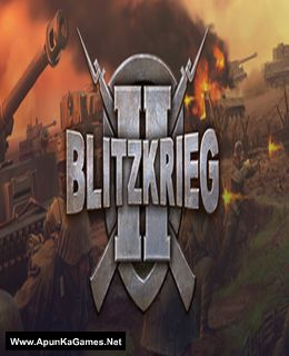 Blitzkrieg 2 Anthology Cover, Poster, Full Version, PC Game, Download Free