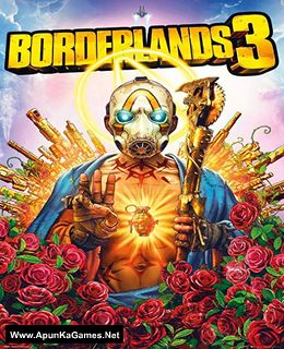 Borderlands 3 Cover, Poster, Full Version, PC Game, Download Free