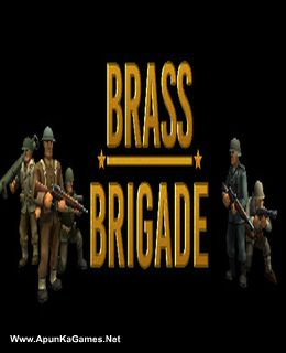 Brass Brigade Cover, Poster, Full Version, PC Game, Download Free