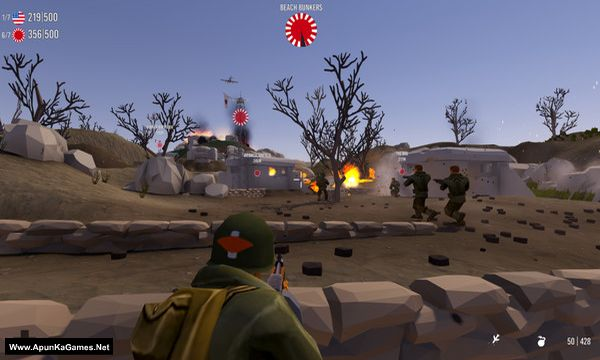 Brass Brigade Screenshot 2, Full Version, PC Game, Download Free