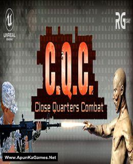 C.Q.C. - Close Quarters Combat Cover, Poster, Full Version, PC Game, Download Free