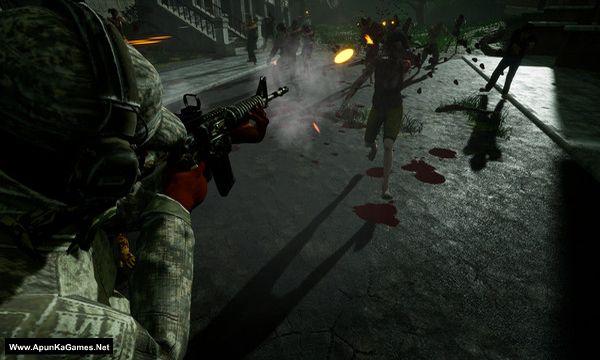 C.Q.C. - Close Quarters Combat Screenshot 1, Full Version, PC Game, Download Free