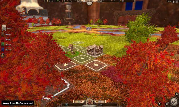 Chessboard Kingdoms Screenshot 1, Full Version, PC Game, Download Free