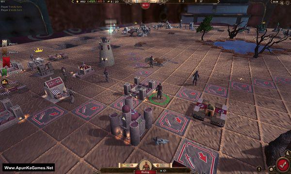 Chessboard Kingdoms Screenshot 3, Full Version, PC Game, Download Free