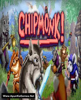 Chipmonk Cover, Poster, Full Version, PC Game, Download Free