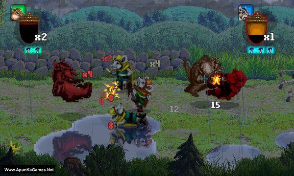 Chipmonk Screenshot 1, Full Version, PC Game, Download Free