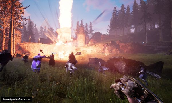 Citadel: Forged with Fire Screenshot 3, Full Version, PC Game, Download Free