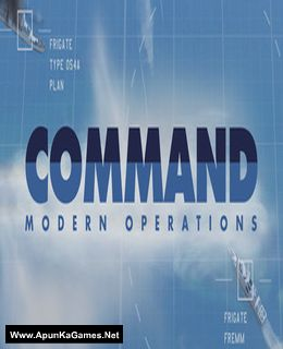 Command: Modern Operations Cover, Poster, Full Version, PC Game, Download Free