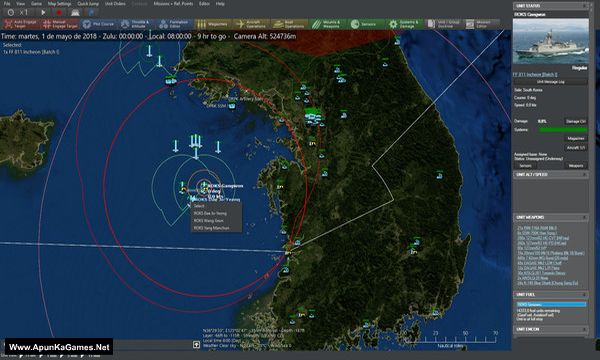 Command: Modern Operations Screenshot 1, Full Version, PC Game, Download Free