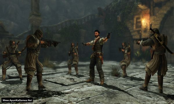Deadfall Adventures Screenshot 2, Full Version, PC Game, Download Free
