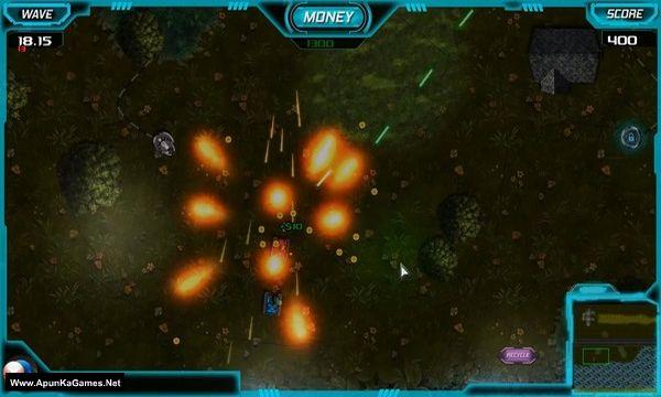 Defence War Screenshot 2, Full Version, PC Game, Download Free