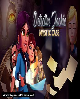 Detective Jackie - Mystic Case Cover, Poster, Full Version, PC Game, Download Free