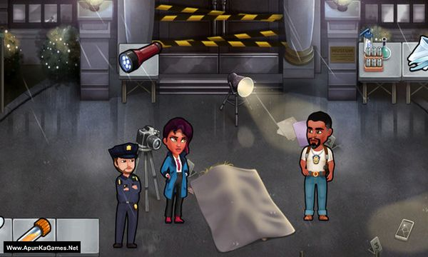 Detective Jackie - Mystic Case Screenshot 1, Full Version, PC Game, Download Free