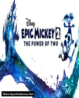 Disney Epic Mickey 2: The Power of Two Cover, Poster, Full Version, PC Game, Download Free