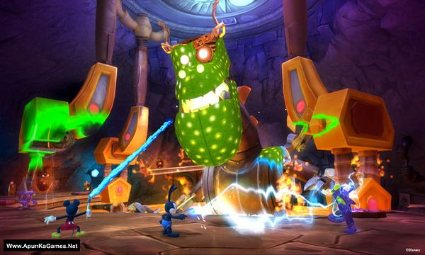Disney Epic Mickey 2: The Power of Two Screenshot 3, Full Version, PC Game, Download Free