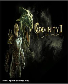 Divinity II: Ego Draconis Cover, Poster, Full Version, PC Game, Download Free