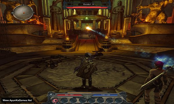 Divinity II: Ego Draconis Screenshot 1, Full Version, PC Game, Download Free
