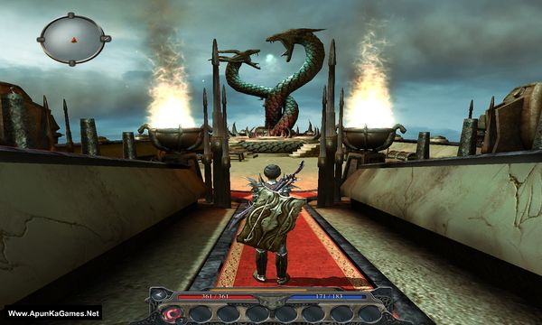 Divinity II: Ego Draconis Screenshot 2, Full Version, PC Game, Download Free