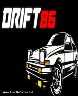 Drift86 Cover, Poster, Full Version, PC Game, Download Free