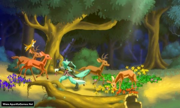 Dust: An Elysian Tail Screenshot 1, Full Version, PC Game, Download Free