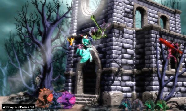 Dust: An Elysian Tail Screenshot 2, Full Version, PC Game, Download Free