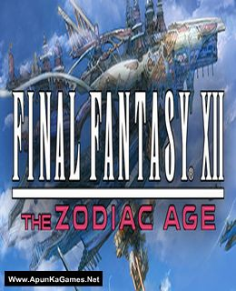 Final Fantasy XII The Zodiac Age Cover, Poster, Full Version, PC Game, Download Free