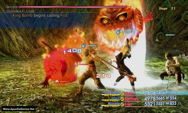 Final Fantasy XII The Zodiac Age Screenshot 1, Full Version, PC Game, Download Free