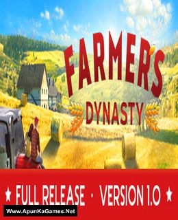 Farmer's Dynasty Cover, Poster, Full Version, PC Game, Download Free