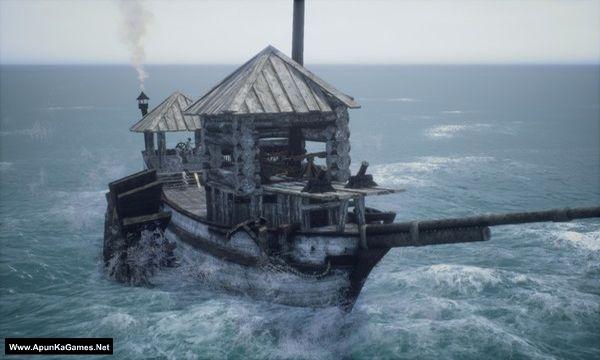 Feral Blue Screenshot 1, Full Version, PC Game, Download Free
