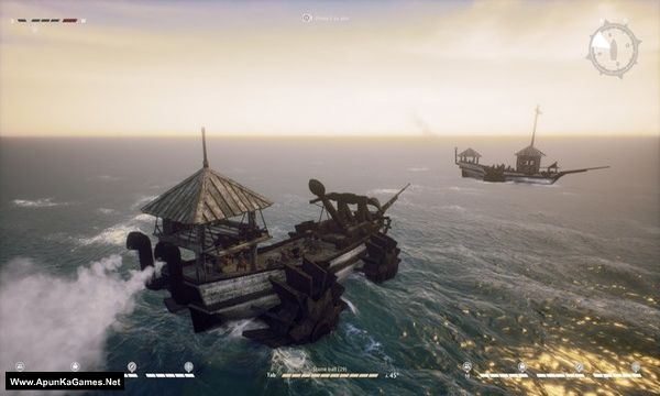 Feral Blue Screenshot 3, Full Version, PC Game, Download Free