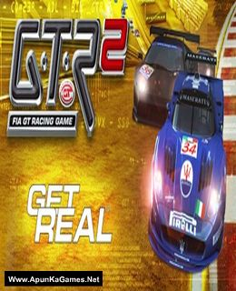 GTR 2 FIA GT Racing Game Cover, Poster, Full Version, PC Game, Download Free