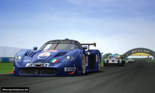 GTR 2 FIA GT Racing Game Screenshot 1, Full Version, PC Game, Download Free
