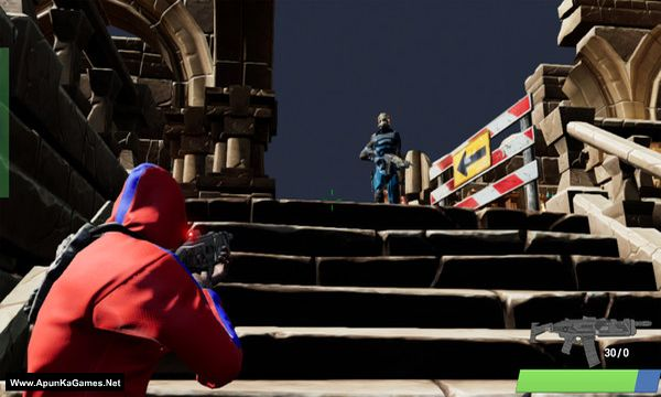Gangsta Sniper 3: Final Parody Screenshot 2, Full Version, PC Game, Download Free