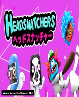Headsnatchers Cover, Poster, Full Version, PC Game, Download Free