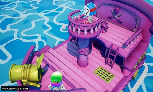 Headsnatchers Screenshot 1, Full Version, PC Game, Download Free