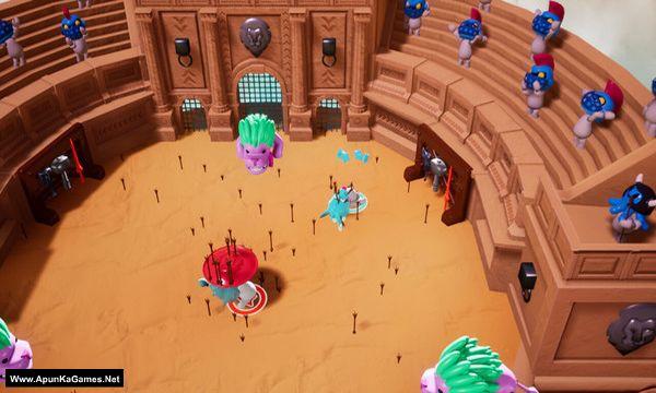 Headsnatchers Screenshot 2, Full Version, PC Game, Download Free