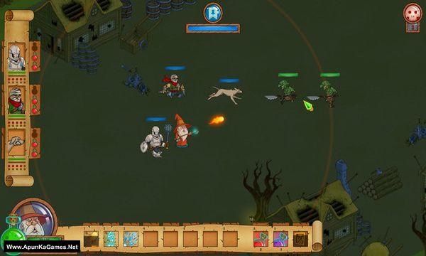 Heroic Mercenaries Screenshot 1, Full Version, PC Game, Download Free