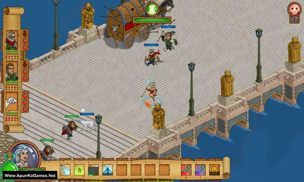 Heroic Mercenaries Screenshot 2, Full Version, PC Game, Download Free