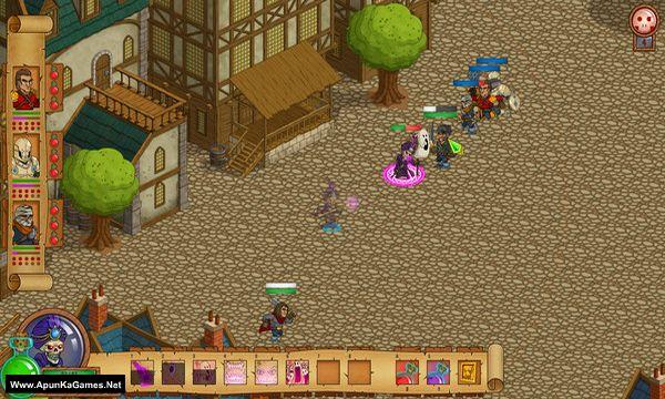 Heroic Mercenaries Screenshot 3, Full Version, PC Game, Download Free